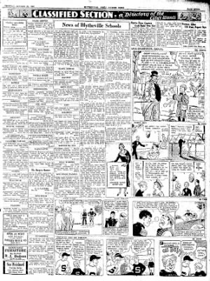 The Courier News from Blytheville, Arkansas on October 20, 1932 · Page 4