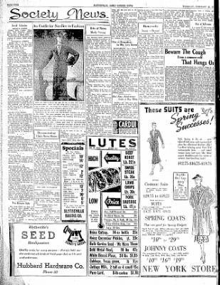 The Courier News from Blytheville, Arkansas on February 18, 1937 · Page 4