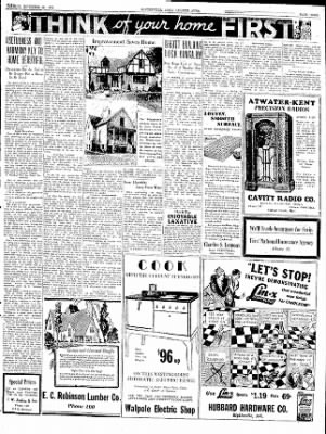 The Courier News from Blytheville, Arkansas on November 20, 1934 · Page 3