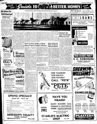 The Courier News from Blytheville, Arkansas on March 30, 1948 · Page 8