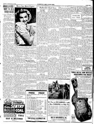 The Courier News from Blytheville, Arkansas on February 18, 1938 · Page 5