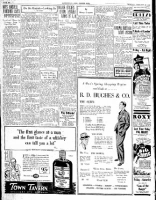 The Courier News from Blytheville, Arkansas on February 18, 1937 · Page 6