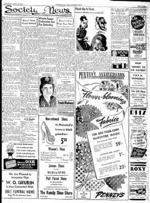 The Courier News from Blytheville, Arkansas on April 27, 1944 · Page 5