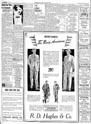 The Courier News from Blytheville, Arkansas on April 27, 1944 · Page 6