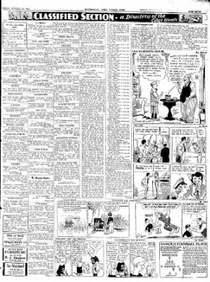 The Courier News from Blytheville, Arkansas on October 21, 1932 · Page 7