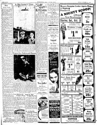 The Courier News from Blytheville, Arkansas on October 21, 1932 · Page 8