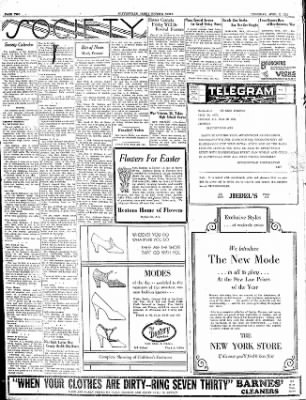 The Courier News from Blytheville, Arkansas on April 2, 1931 · Page 2