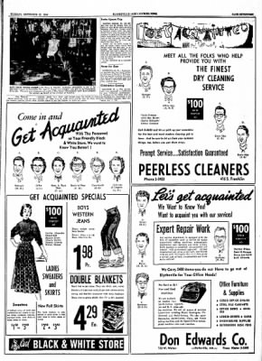 The Courier News from Blytheville, Arkansas on September 21, 1954 · Page 29