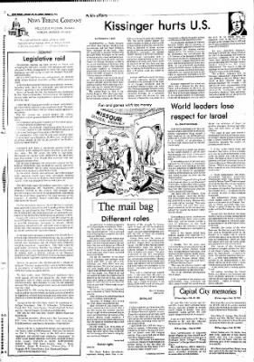 The Sunday News and Tribune from Jefferson City, Missouri on February 23, 1975 · Page 4