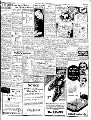 The Courier News from Blytheville, Arkansas on November 21, 1934 · Page 3