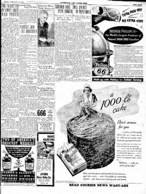 The Courier News from Blytheville, Arkansas on February 19, 1937 · Page 3