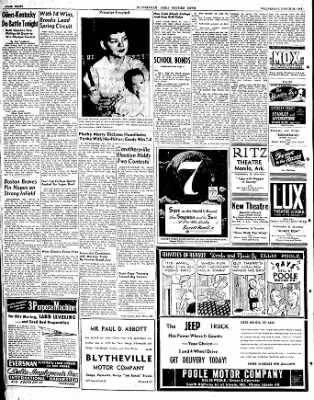 The Courier News from ,  on March 31, 1948 · Page 5