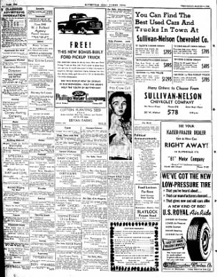The Courier News from Blytheville, Arkansas on March 31, 1948 · Page 6