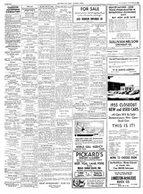 The Courier News from Blytheville, Arkansas on October 12, 1955 · Page 10