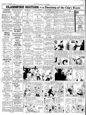 The Courier News from Blytheville, Arkansas on November 21, 1934 · Page 5
