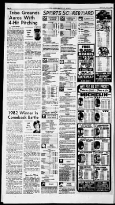 The Indianapolis News from Indianapolis, Indiana on June 6, 1984 · 20