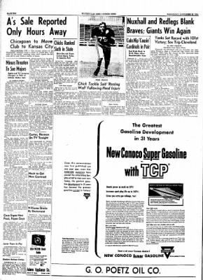 The Courier News from Blytheville, Arkansas on September 22, 1954 · Page 10