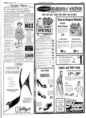 The Courier News from Blytheville, Arkansas on October 13, 1955 · Page 5