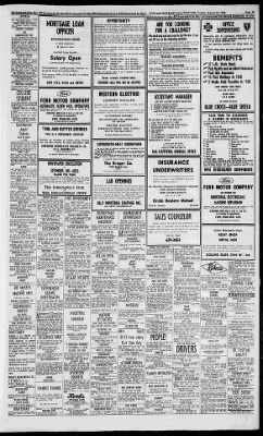 The Indianapolis News from Indianapolis, Indiana on January 16, 1968
