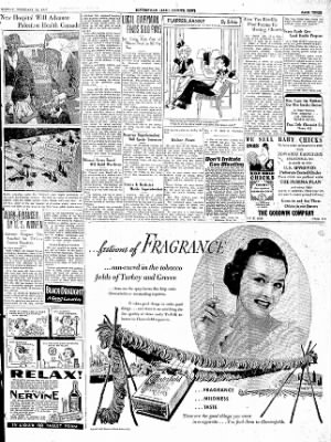 The Courier News from Blytheville, Arkansas on February 22, 1937 · Page 3