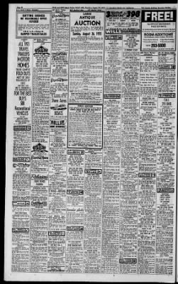The Indianapolis News From Indiana On August 23 1973 62