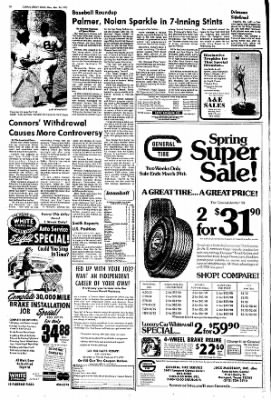 The Corpus Christi Caller-Times from Corpus Christi, Texas on March 24, 1975 · Page 30