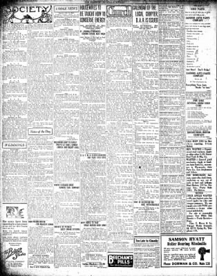 Freeport Journal-Standard from Freeport, Illinois on September 25, 1923 · Page 6
