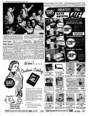 Sears Lawton Ok >> The Lawton Constitution From Lawton Oklahoma On November 13