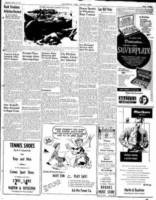 The Courier News from Blytheville, Arkansas on April 2, 1948 · Page 3