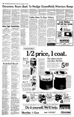The lawton constitution from lawton oklahoma on december 11 1974 the lawton constitution from lawton oklahoma on december 11 1974 page 17 solutioingenieria Choice Image