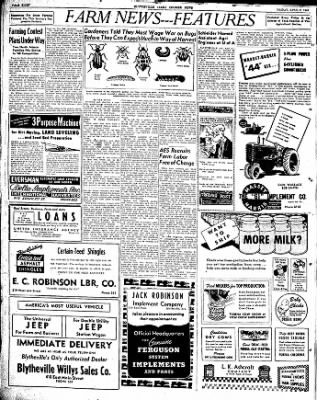 The Courier News from Blytheville, Arkansas on April 2, 1948 · Page 8