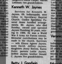 The Indianapolis News from Indianapolis, Indiana on February 19