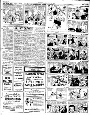 The Courier News from Blytheville, Arkansas on April 2, 1948 · Page 11