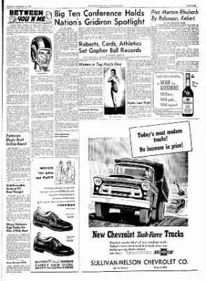 The Courier News from Blytheville, Arkansas on October 14, 1955 · Page 9