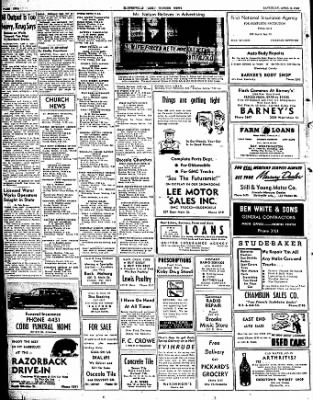 The Courier News from Blytheville, Arkansas on April 3, 1948 · Page 2