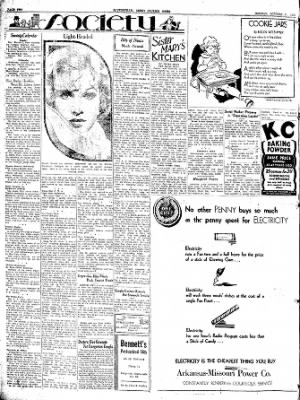 The Courier News from Blytheville, Arkansas on October 31, 1932 · Page 2