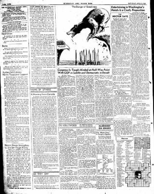 The Courier News from Blytheville, Arkansas on April 3, 1948 · Page 4