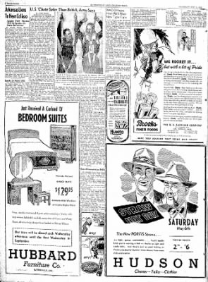 The Courier News from Blytheville, Arkansas on May 4, 1944 · Page 8
