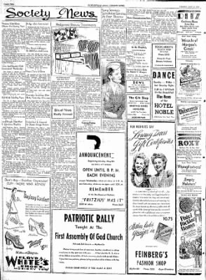 The Courier News from Blytheville, Arkansas on May 5, 1944 · Page 2