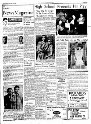 The Courier News from Blytheville, Arkansas on January 25, 1956 · Page 9