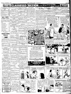The Courier News from Blytheville, Arkansas on November 1, 1932 · Page 3