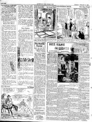 The Courier News from Blytheville, Arkansas on February 25, 1937 · Page 8