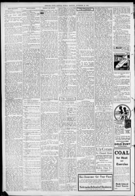 The Nebraska State Journal from Lincoln, Nebraska on November 22, 1915 · 6