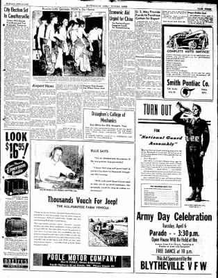 The Courier News from Blytheville, Arkansas on April 5, 1948 · Page 3