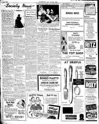The Courier News from Blytheville, Arkansas on April 5, 1948 · Page 4