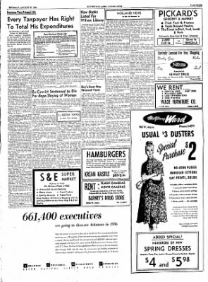 The Courier News from Blytheville, Arkansas on January 26, 1956 · Page 3