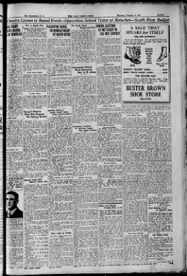 The Central New Jersey Home News from New Brunswick, New Jersey on February 9, 1922 · 7
