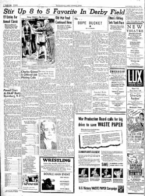 The Courier News from Blytheville, Arkansas on May 6, 1944 · Page 6