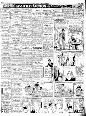 The Courier News from Blytheville, Arkansas on November 3, 1932 · Page 5