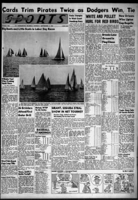 Tampa Bay Times from St. Petersburg, Florida on September 2, 1941 · 9